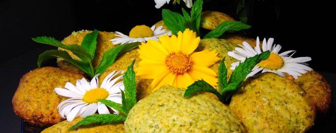 Мятное печенье на лето