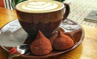Домашние конфеты «Трюфель» с растворимым кофе