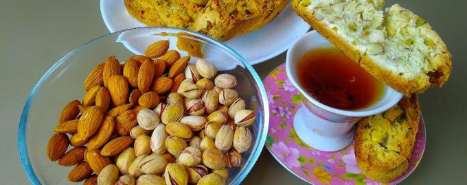 Печенье с орехами - Бискотти (Biscotti)