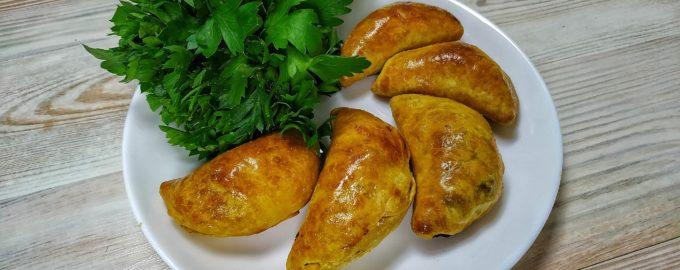 Пирожки с мясом - Эмпанадас
