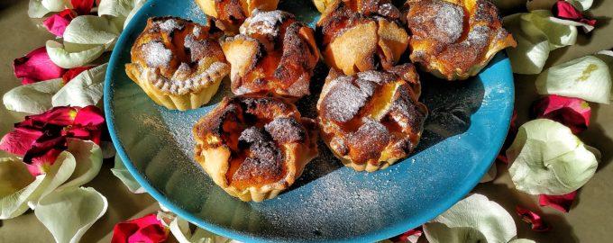 Пирожное Соффиони, итальянский рецепт