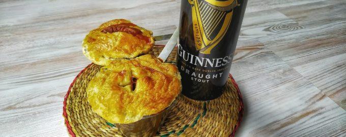 Рагу из говядины - Ирландский пай