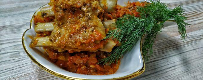 Рецепт баранины - Карахи гошт