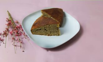 Чайный пирог с earl grey